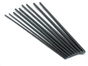 fibra de carbono - varilla