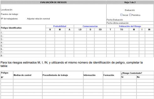modelo-tabla-evaluacion-riesgos-laborales
