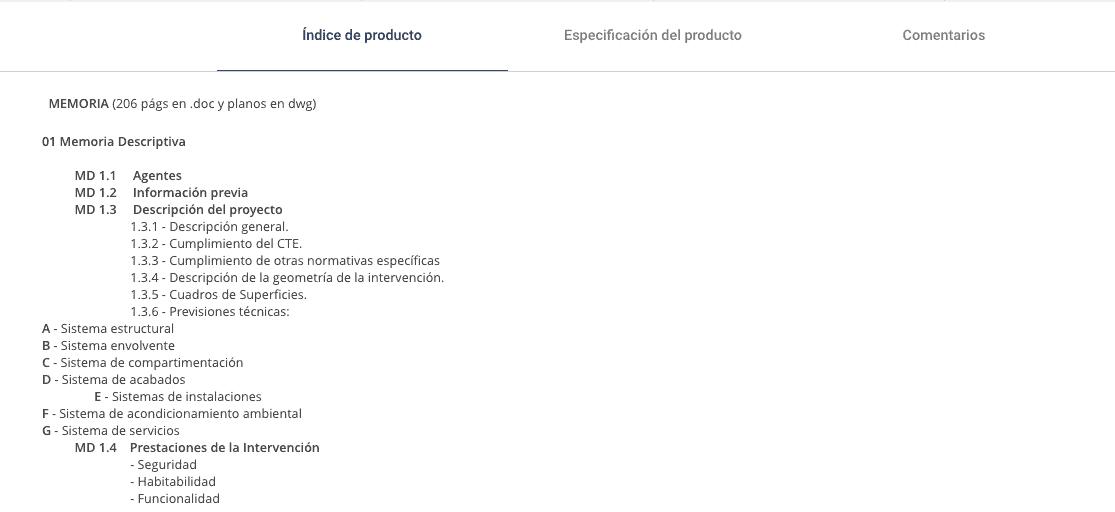 indice-producto-Ficherotecnia